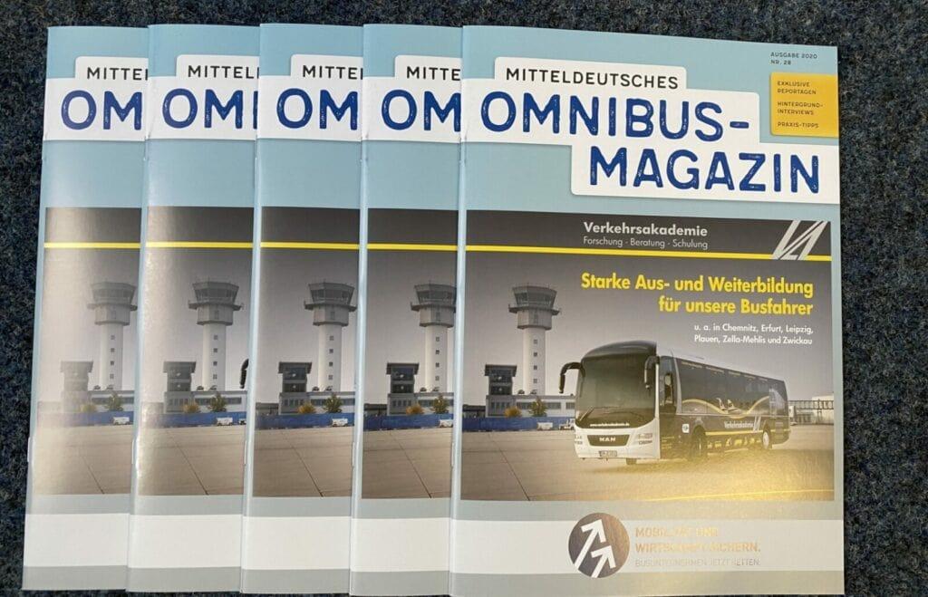 Mitteldeutsches Omnibusmagazin