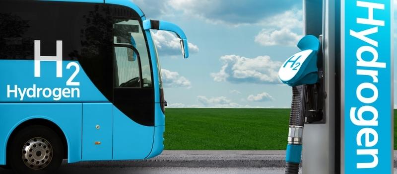 Bus Wasserstoff